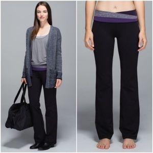 Lululemon | Astro Pant Yoga Pants Luon Wide Size 4